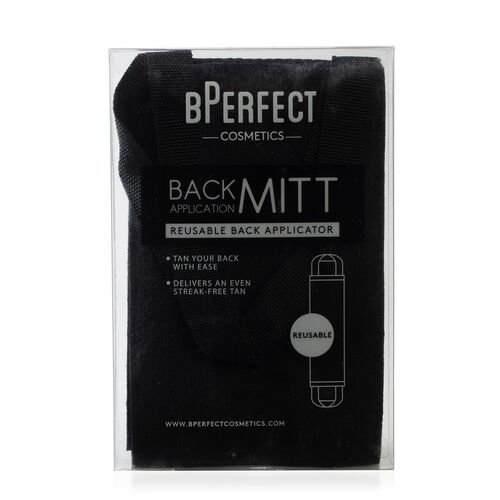BPerfect: 10 Second Self Tanning Mousse  - Ultra Dark Mango (With Free Mitt)