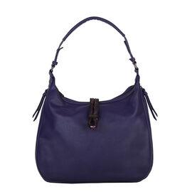 Bulaggi Collection - Bibis Hobo Bag (Size 37x30x10 Cm) - Blue