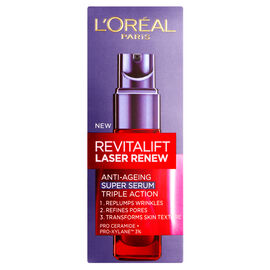 LOreal: Revitalift Laser Renew Super Serum - 30ml