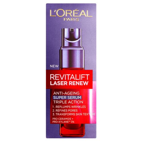LOreal: Revitalift Laser Renew Super Serum - 30ml