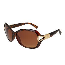 SolarX Womens Fashion Sunglasses - Tortoise