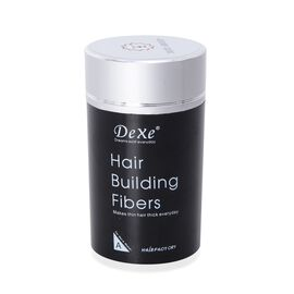 DeXe: Hair Building Fibres - Grey (Black)