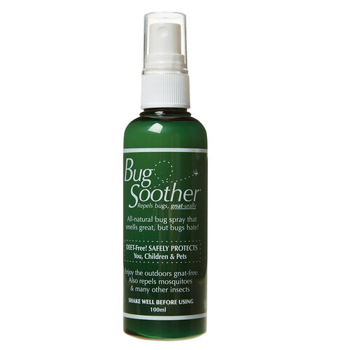 Bug Soother: The All Natural Bug Repellent (100 ml)