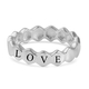 Personalised Engravable Sterling Silver Band Ring