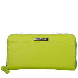 Bulaggi Collection - Joan - Full Zip Purse (19x20x02 cm) - Lime