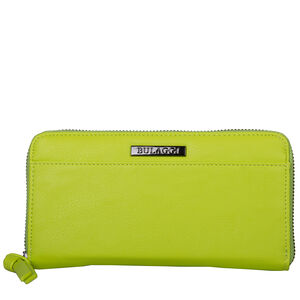 Bulaggi Collection - Joan - Full Zip Purse (19x20x02 cm) - Lime (Navigation Fashion Accessories Handbags) photo