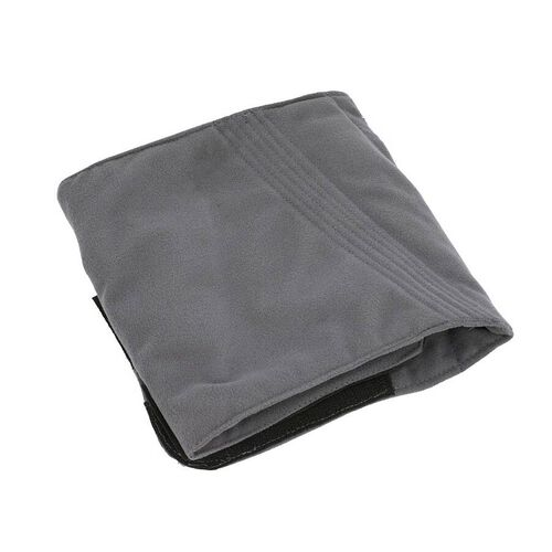 Grey Shungite Filled Calf Pad (Size 18x47 Cm)