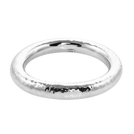 Royal Bali Collection Stacker Bangle in Sterling Silver 8 Inch