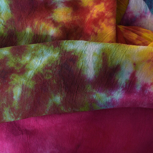 Blue, Pink and Multi Colour Printed Apparel (Free Size)