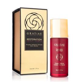 Gratiae: Exotic Rose of Jericho Restoration Oxygen Skin Nectar Serum - 50ml