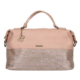 Bulaggi Collection - Wave Duffle Bag (Size 40x15x26 Cm) - Camel