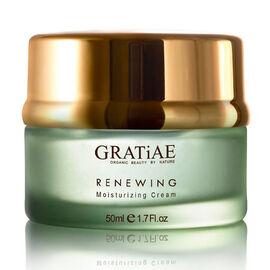 Gratiae: Moisturizing Renewal Cream - 50ml