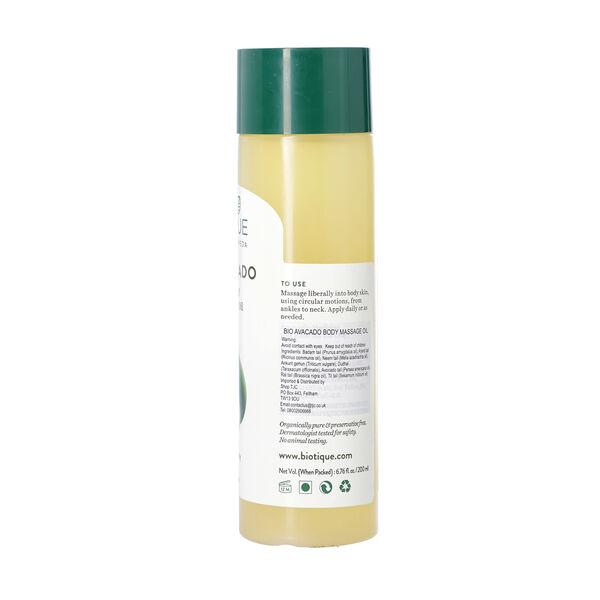 Biotique Bio Avocado Stress Relief Body Massage Oil - 200ml