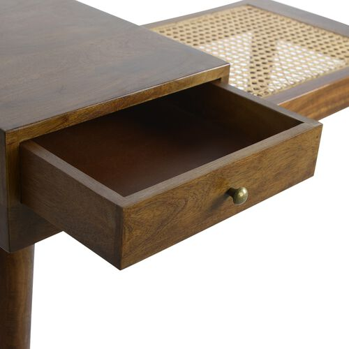Magnificent Home Decor Mango Wood Bench With Hand Woven Natural Cane And Drawer Knock Down Size 88X38X54 Cms 3352973 Tjc Spiritservingveterans Wood Chair Design Ideas Spiritservingveteransorg