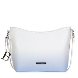 Bulaggi Collection - Melanie - Crossover Bag with Adjustable Strap(21x17x09 cm) - Blue