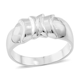 Thai Sterling Silver Ring, Silver wt. 4.96 Gms
