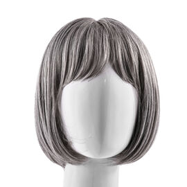 Easy Wear Wigs: Michelle - Dark Grey