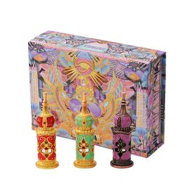 JAPARA: Scarub Collection Perfume Oil (Revival, Rebirth, Beginning)