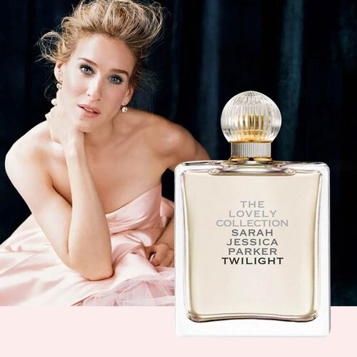 Sarah Jessica Parker: The Lovely Collection -Twilight Eau De Parfum - 100ml (With Free Twilight Body Lotion - 100ml)