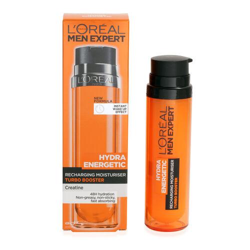 LOreal: Men Expert Hydra Energetic X-Treme Turbo Booster Moisturiser - 50ml
