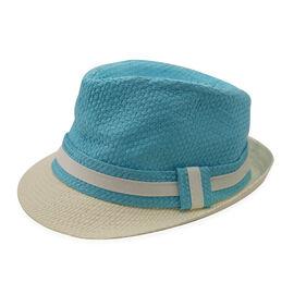 Thomas Calvi Trilby Two Tone Hat