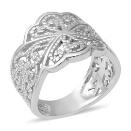 Band Ring in Sterling Silver 5.50 Grams