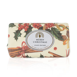 The English Soap Company: Vintage Wrapped Soap - Winter Berries - 200g