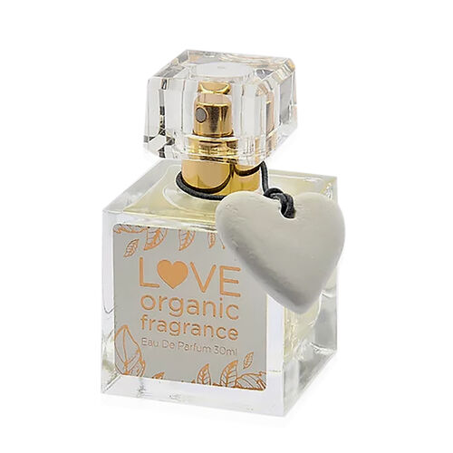 Love Organics: Rose Absolute Eau De Parfum - 30ml