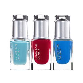 Leighton Denny Nauticals Trio (Incl. Lovely Jubbly, Provocative & Get Your Cote) - 3x12ml