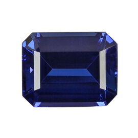AAAA Tanzanite Octagon  11.70X9.19X6.18 Faceted 6.08 Ct.