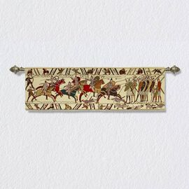 Signare Tapestry - Hastings Battle Wall Hanging  (144cm x45cm)