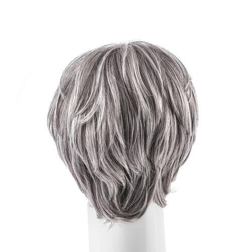 Grey Colour Hair Wig