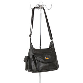 Close Out Deal - 100% Genuine Leather Shoulder Bag (Size 21x30x10 cm)