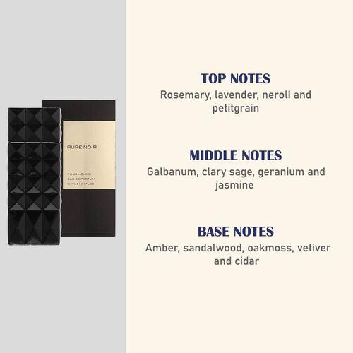 Pure Noir: Eau De Parfum - 100ml
