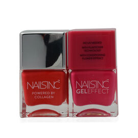 Nails Inc: Great Queen Place - 14ml & Hampstead Grove - 14ml