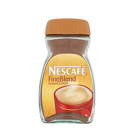 Nescafe: Instant Fine Blend Coffee - 100