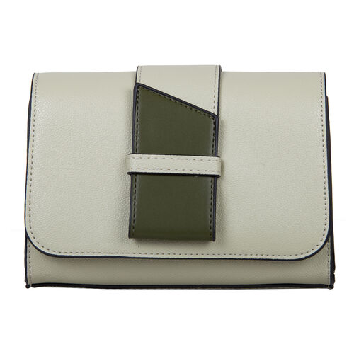 Bulaggi Collection Goldie Hippouch in Pastel Green