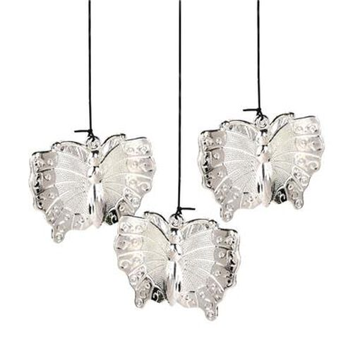 Butterfly Wind Chime (Size 12x65cm)