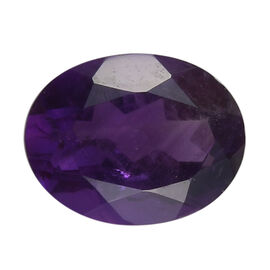 AA African Amethyst Oval 9x7mm - 1.22 Ct.