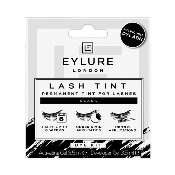 Eylure Pro Lash Dylash (Dye Kit - Activating Gel 3.5ML, Developer Gel 3.5ML) - Black