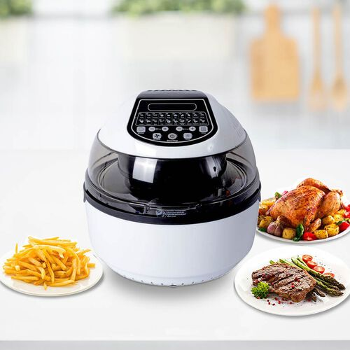 Limited Available- 20-in-1 Air Fryer in Black and White