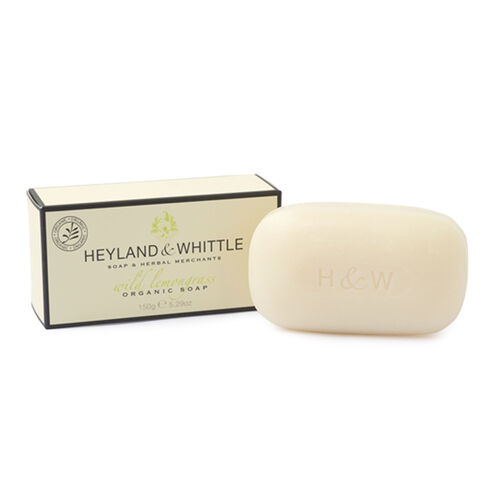 Heyland & Whittle: Wild Lemongrass Diffuser, Candle & Organic Soap