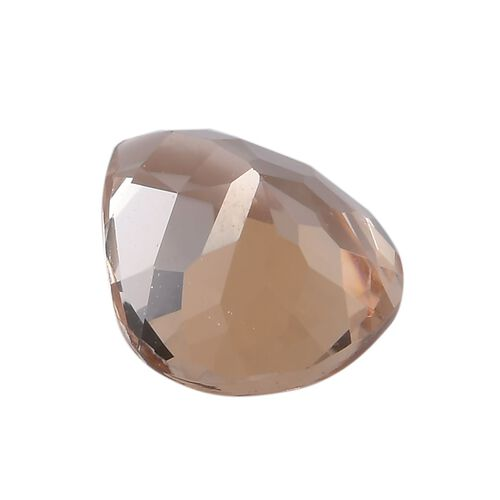 AAA Morganite Pear 10x8 Faceted 2.18 Cts
