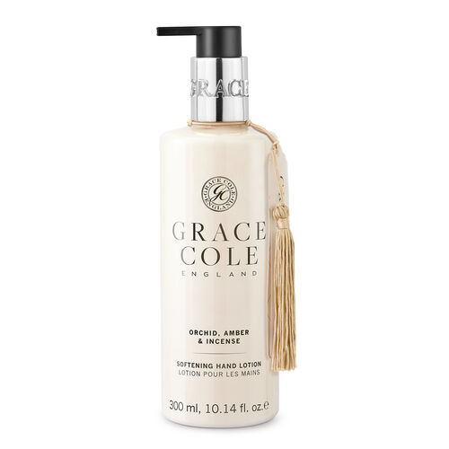 Grace Cole: Orchid Amber & Incense  Musk Hand Lotion - 300ml