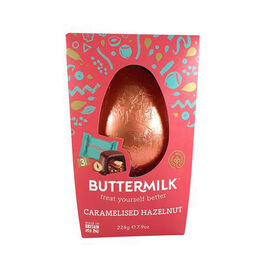 Buttermilk Caramelised Hazelnut Egg 224g