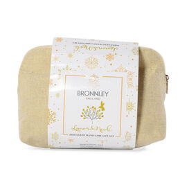 Bronnley: Indulgent Hand Care Duo - Lemon & Neroli (Incl. Hand Lotion - 250ml, 2 x Soap - 100g & Was
