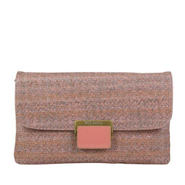 Bulaggi Collection - Jazzlynn - Clutch Bag With Removable and Adjustable Strap (26x15x02 cm) - Dusty