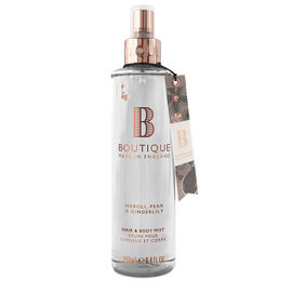 Boutique: Neroli, Pear & Gingerlily Body Mist - 250ml