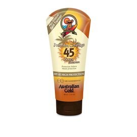 AUSTRALIAN GOLD- SPF 45 Sheer Faces with Bronzer 88ml (Delivery 4 to 6 Working Days)