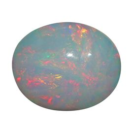 AAA Ethiopian Opal Oval Free Cabochon 30.67 Cts